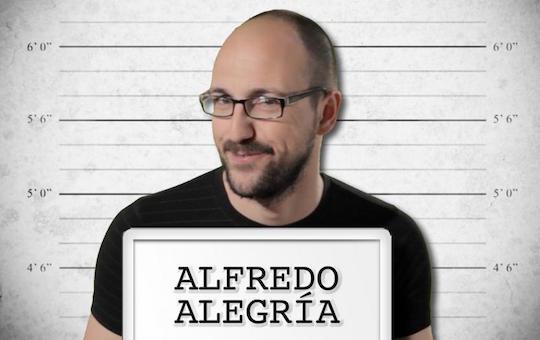 Alfredo Alegría, creador de Doctor resaca