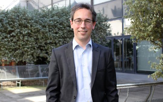 Carles Escolano, co-fundador de Arboribus