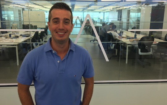 Carlos Madolell, fundador de BraiBook