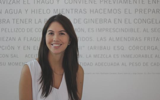 Catalina Valencia, comunicación StartUp Europe Accelerator