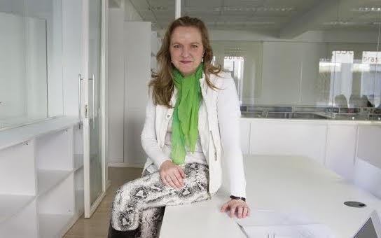 Cristina Ordóñez, formadora y asesora de emprendedores