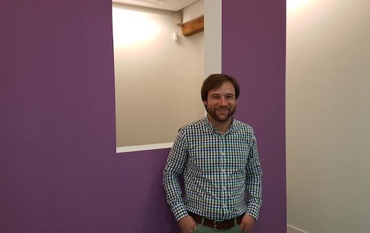 David Minguez, Director del Dpto. Inmobiliario de Housers