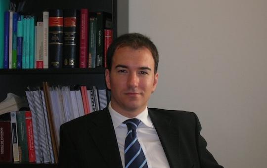 Enrique Moreno, abogado especializado en crowdfunding