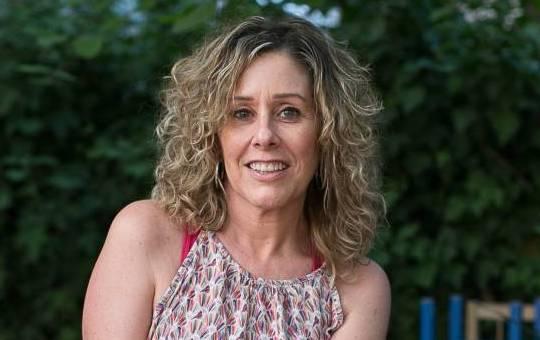 Eva Erill, Fundadora y directora de Solidarios Sin Fronteras