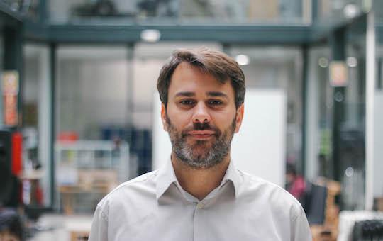 Pako Rodríguez, conector de OuiShare y socio en FreeDeLibre