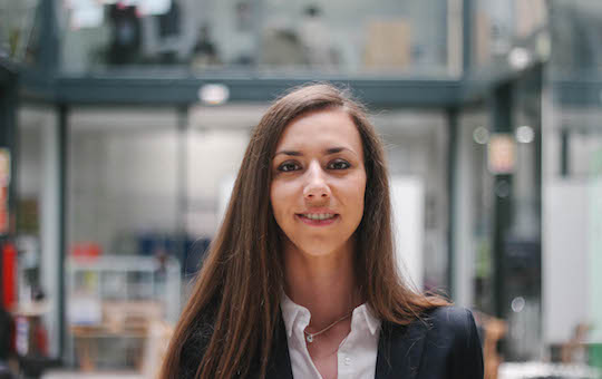 Sara Rodríguez, conectora de OuiShare y socia en FreeDeLibre