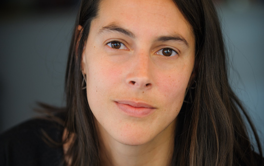 Gisela Varias, project manager en migranodearena.org