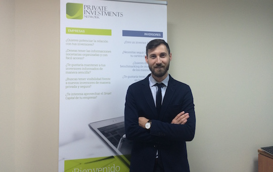 Guillem Comi, Business Developer en Private Investments Network