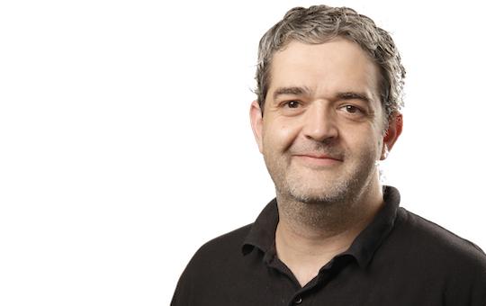 Hector Esteller, cofundador de Natural Robotics