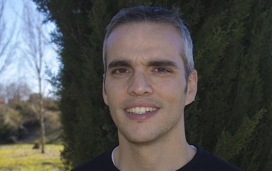 Javi Blanco, fundador de Baggicase