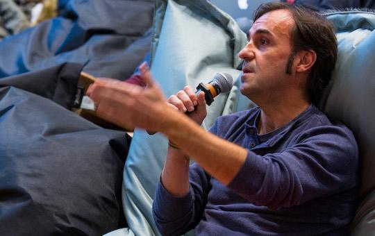 Javier Ramos, investigador del ICEI