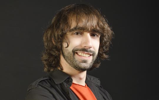 Jose Molina, cofundador de El Libro del Escritor