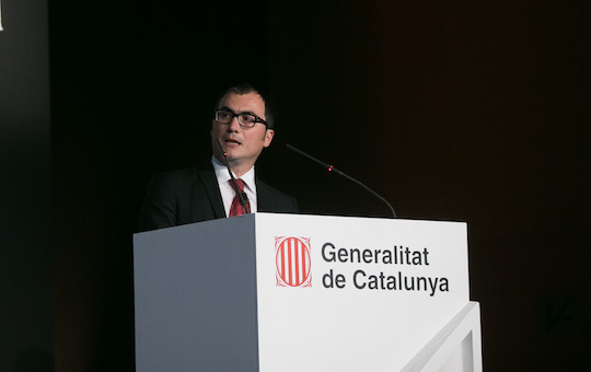Oriol Sans, Director de financiación en ACCIÓ