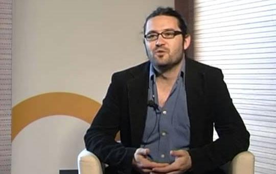 Ángel González, co-fundador de Universo Crowdfunding