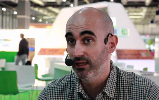 Enric Senabre, Cofounder y project manager en Goteo