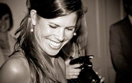 Inés Echevarría, blogger y creadora de CrowdHub.