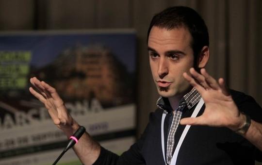 Jonàs Sala, Cofounder & partner of Verkami