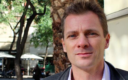 Matthieu van Haperen, Founder de ECrowd