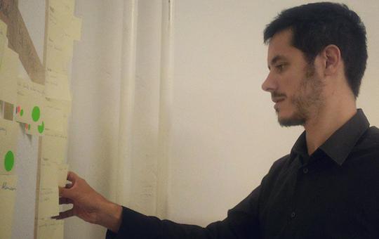 Roberto Pérez, fundador y director de Libros.com